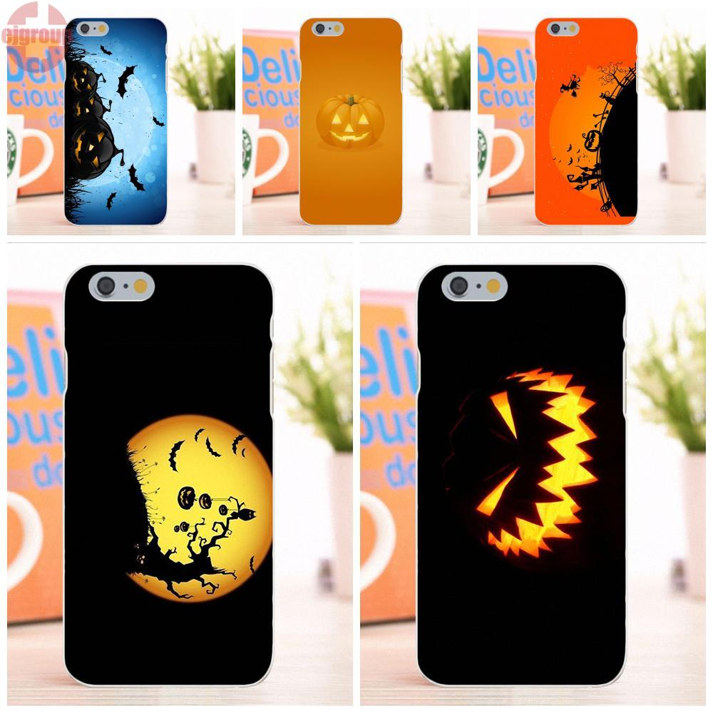 EJGROUP Halloween Soft TPU Silicon Live Love Phone For Apple iPhone 6 6S 4.7 inch