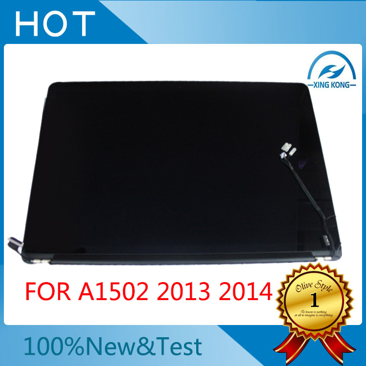A1502 Full LCD Screen Display Assembly for Apple MacBook Pro Retina 13 ME864 ME866 MGX72 MGX92 Late 2013 Mid 2014