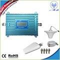 Display LCD 4G LTE Sinal De Reforço 800 MHz LTE Repetidor 4G 800 MHz amplificador de Sinal de Telefone Celular Amplificador Kit Completo Para O Euro mercado