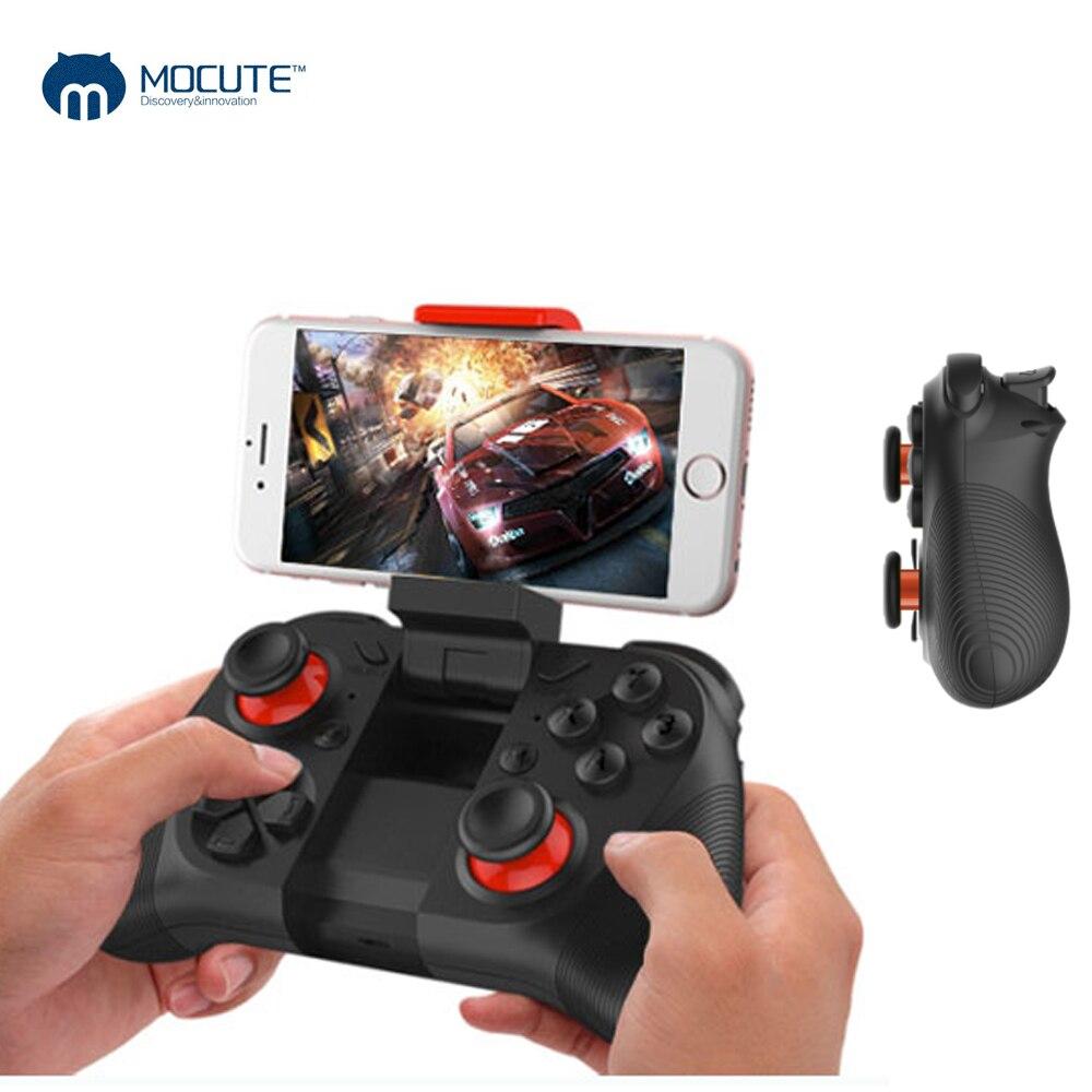 Senza Fili di Bluetooth Gamepad Remote di Controllo di Gioco Joystick Controller Per Il Telefono Mobile Tablet Con Porta PC Per VR Box TV Box PC