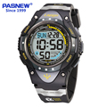 pasnew new listing fashion watche men watch waterproof sport military style S Shock led watch men's luxury brand relogio masculi