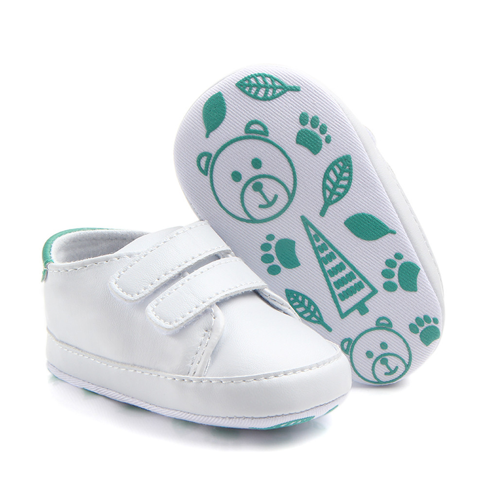 ISHOWTIENDA Cute Solid Infant Anti-slip New Born Baby