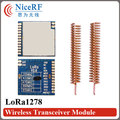 20pcs/lot LoRa1278 100mW 4km Long Distance and High Sensitivity (-139 dBm) 433MHz Wireless Transceiver Module