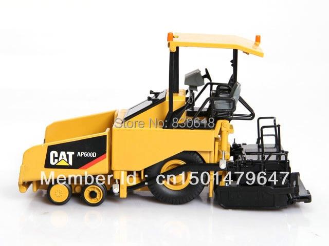 1:50 литья под давлением модели Norscot Cat AP600D асфальтоукладчик с навесом 55260 строительных машин игрушка