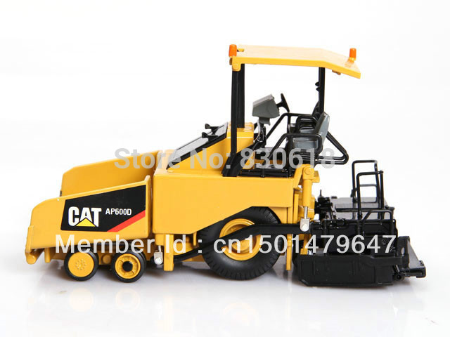 цены 1:50 DieCast Model norscot cat AP600D ASPHALT PAVER WITH CANOPY 55260 Construction vehicles toy