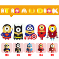 pen drive minion hot sale usb flash drive Captain America pen drive 16GB 8GB 4GB 2GB cartoon usb 2.0 2016 OEM usb stick
