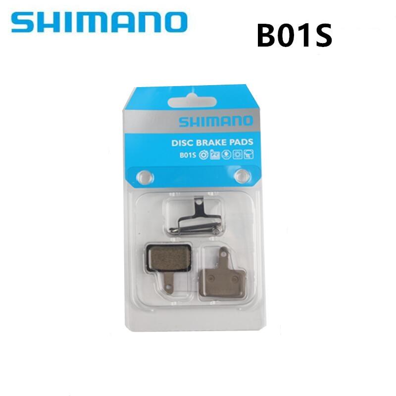 Shimano MTB Disc Brake Pads B01S Resin BR-M525 M495 M475 M465 M416 M446 M415 M355 M495 M447 M486 M446 M4050 запчасть shimano b01s