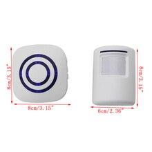 Wireless Infrared Motion Sensor…