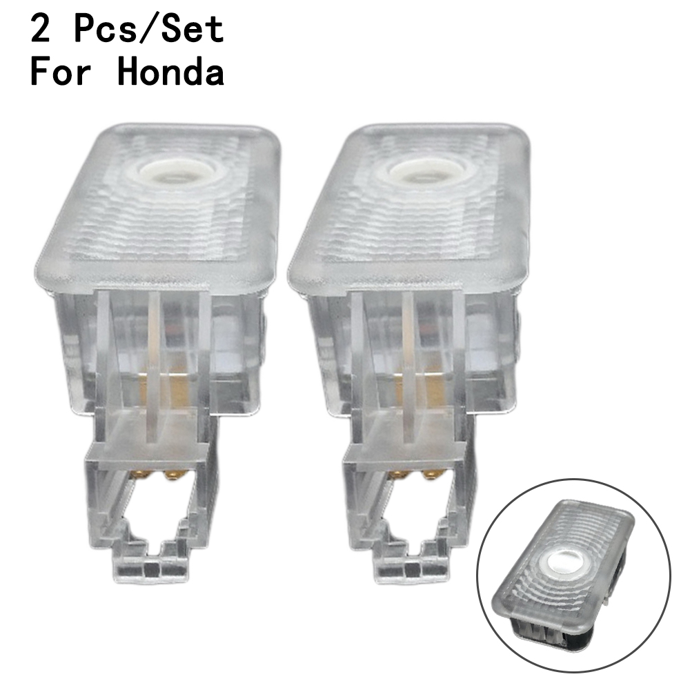 Lens Include 2Pcs/Set LED Courtesy With Logo 3W Ghost Shadow Projetor Only For Honda/Acura/MDX/ZDX/TL/RLX