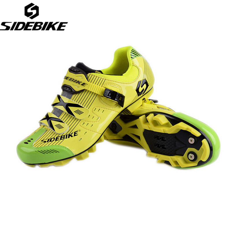SIDEBIKE Men Cycling Shoes Sneakers Autolock Sapato Ciclismo Sport Bike Shoes Zapatillas Ciclismo MTB Bike Bicycle Cycling Shoes 2017brand sport mesh men running shoes athletic sneakers air breath increased within zapatillas deportivas trainers couple shoes