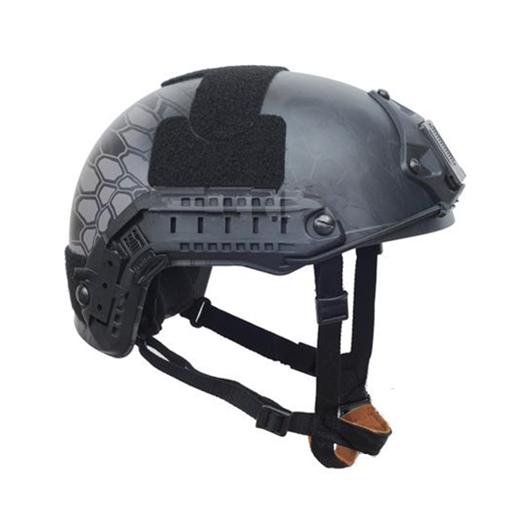Ballistic Helmet with 1:1 protecting pat sports cycling helmet ABS material For Airsoft Paintball MC/ATFG/DD/ACU/SW/HLD/AT/TYP tactical ballistic helmet high cut xp helmet sports cycling helmet abs material for airsoft paintbal black de fg m l
