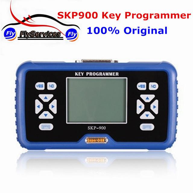 Última Versión 4.5 SuperOBD SKP-900 SKP900 Clave Programador Súper OBD V4.5 Auto Clave Programador SKP 900 Soporte Multi-marca coches