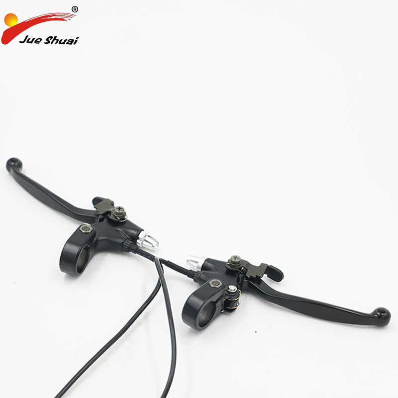 Electric Bicycle Brake Lever With Parking Function Cut Off Electricity Power Safety Assured Ebike Brake Bisiklet Aksesuar