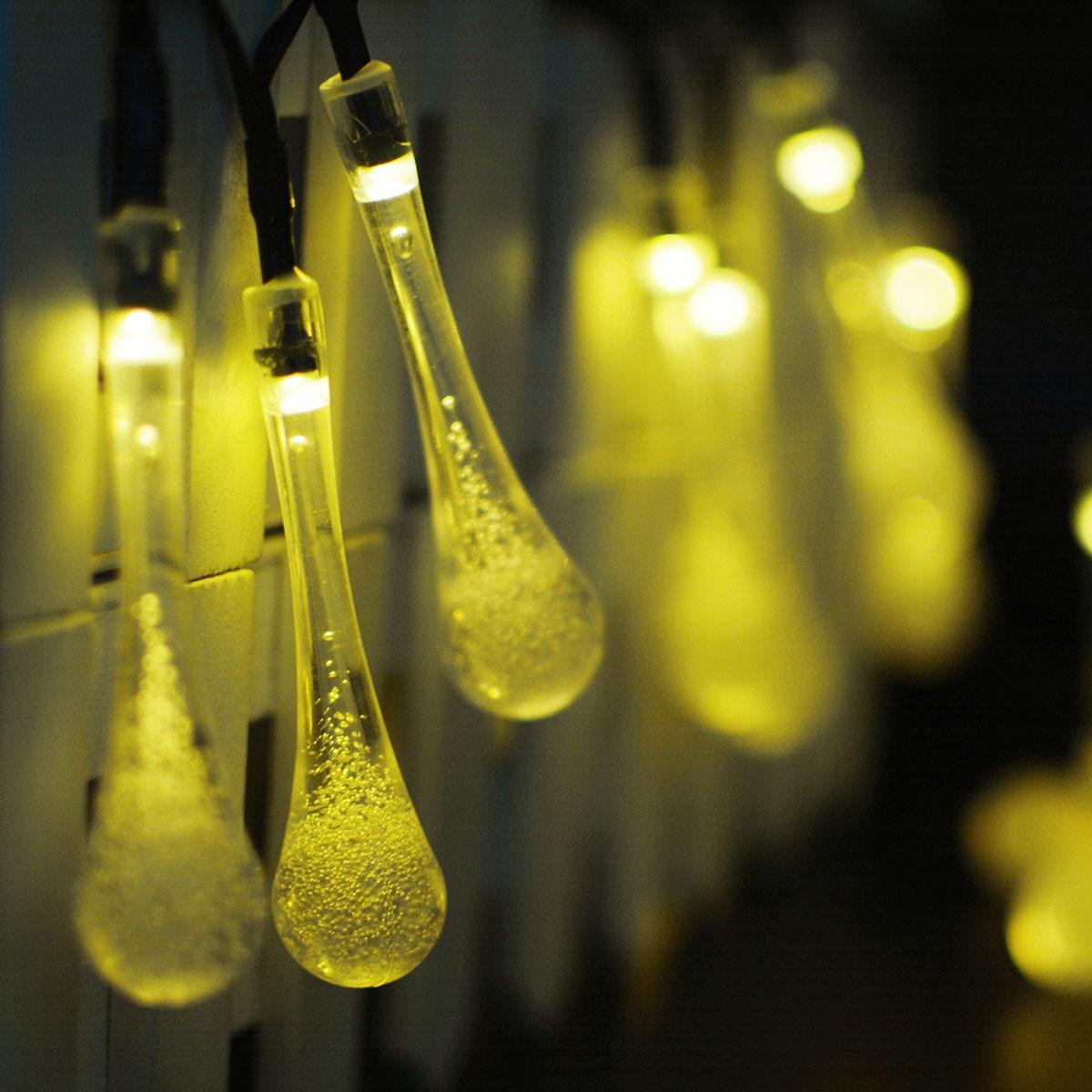 30 LEDs À Prova D' Água 8