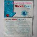 10 Pcs Poderoso Produto de Gesso Diabético Diabetes Patch Reduzir O Açúcar No Sangue Para Diminuir A Glicose No Sangue Ervas Naturais