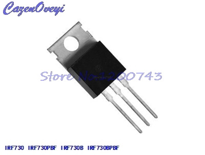 10pcs/lot IRF730 IRF730PBF IRF730B IRF730BPBF In Stock