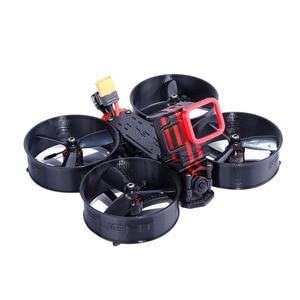 "Image 1 - IFlight MegaBee מסגרת SucceX F4 טיסה בקר 35A 4 IN 1 ESC XING 1408 3600KV Brushless מנוע addx. ארה""ב הגירית מצלמה עבור Drone"