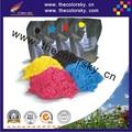 (TPX-DCC250) pó de toner laser para Xerox DocuColor DC C 240 242 250 252 260 C240 C242 C252 C250 C260 1 kg/bag/color grátis DHL
