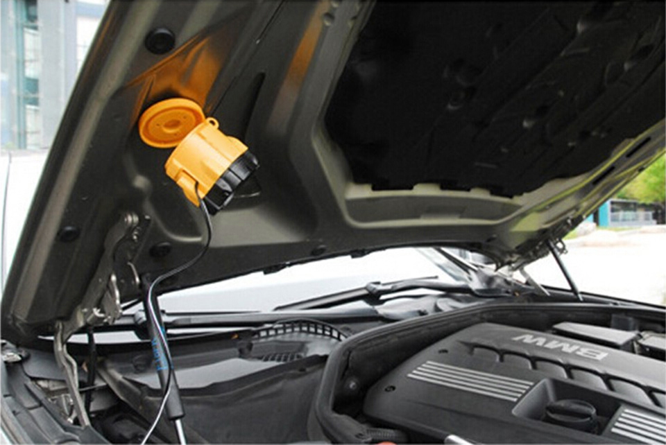 12V Universal Car Emergency LED Lights auto car repair working light with magnet base via free shipping