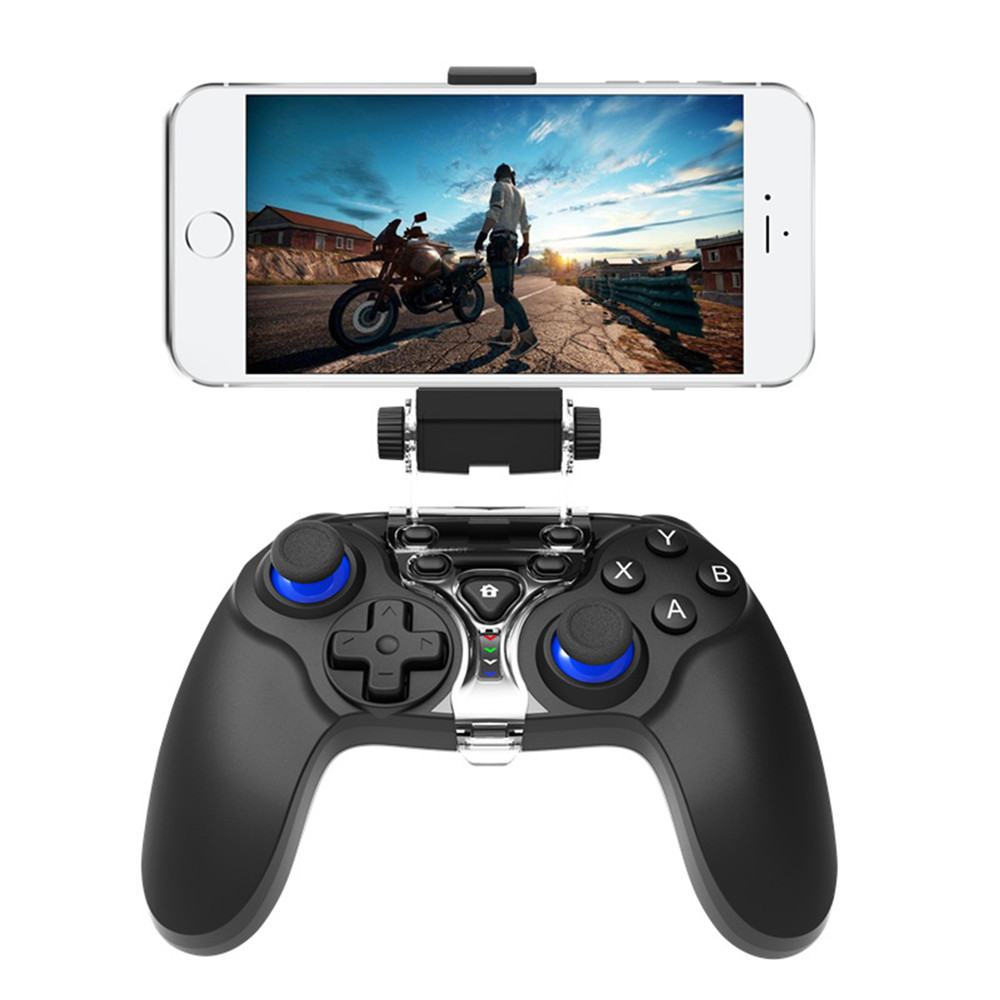 Manette de jeu sans fil Bluetooth manette de jeu pour iphone IOS Android manette de jeu pour PC TV Box pour jeux MFI - 4