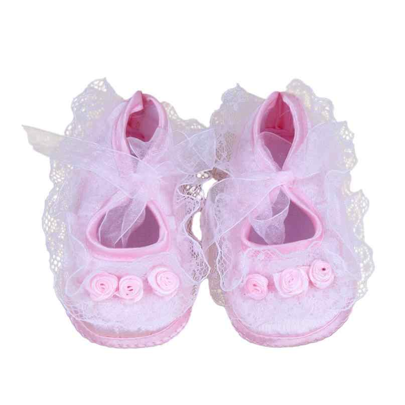 ARLONEET Baby Shoes Girl Boy Soft Colorful   Pre-Walker Shoes Rose Flowers Newborn Shoes 2018 kids Soft Baby Shoes