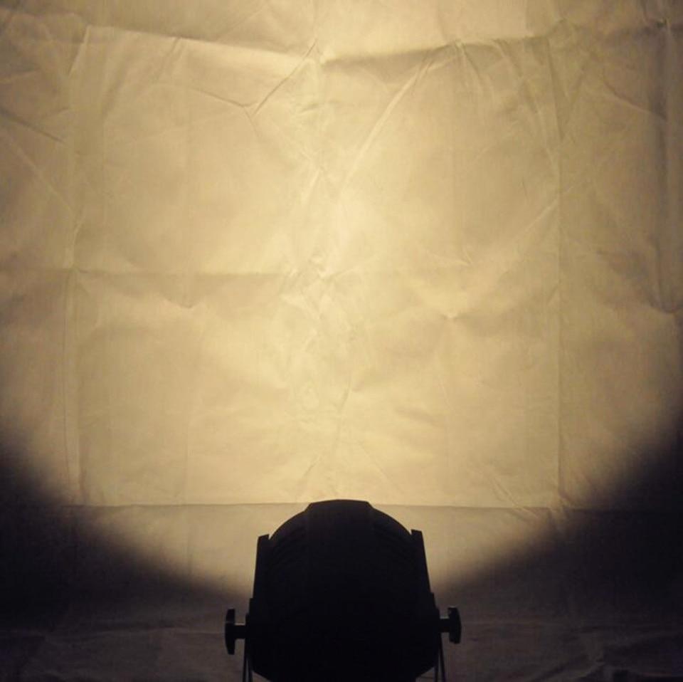 LED par 200 W COB RGBWA UV 5in1/RGBW 4in1/rvb 3in1/blanc froid chaud LED UV Par Par64 LED projecteur lumière dj - 5