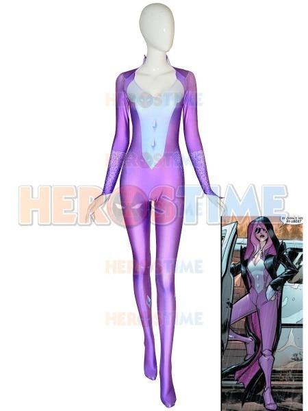 3D Printed Lycra Diamondback Suit Domino Series Diamondback Cosplay Costume Halloween Zentai Bodysuit Free shipping
