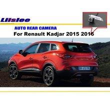 Liislee парковка Камера/Обратный Камера для Renault kadjar 2015 2016/заднего вида Камера/поворотника Камера
