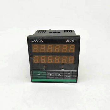 JK76 intelligent electronic 6 digital account display for wheel encoder length measuring meter counter