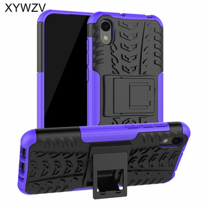 Image 3 - Huawei Honor 8s Case Shockproof Cover Armor Soft PU Silicone Rubber Hard PC Phone Case For Huawei Honor 8S Back Cover Honor 8S