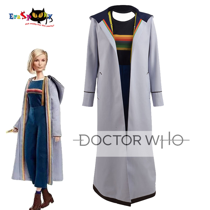 Eraspooky Hot Doctor Who Season 11 Cosplay TV Movie ...