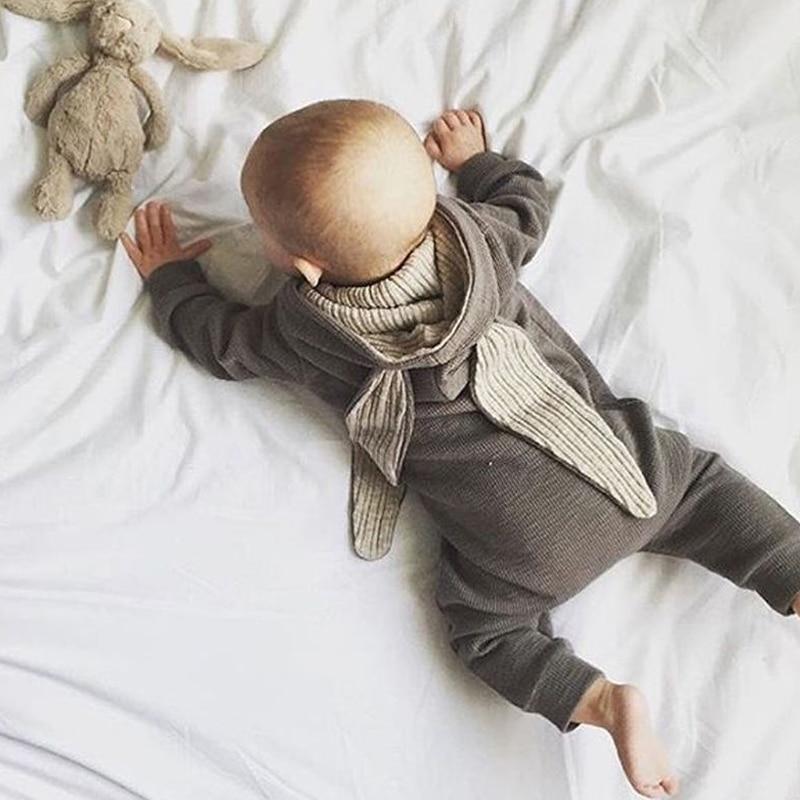 Baby verlängern Film Windel Outfits Bodysuit Jumpsuit Erweitern Weiche ZP WQ