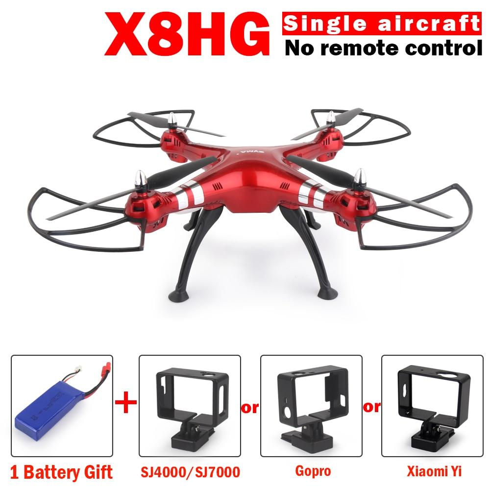 Syma X8W X8HG X8HW RC Drone Noly RC Quadcopter 2.4G 6 Axis Bez kamery - Zabawki zdalnie sterowane