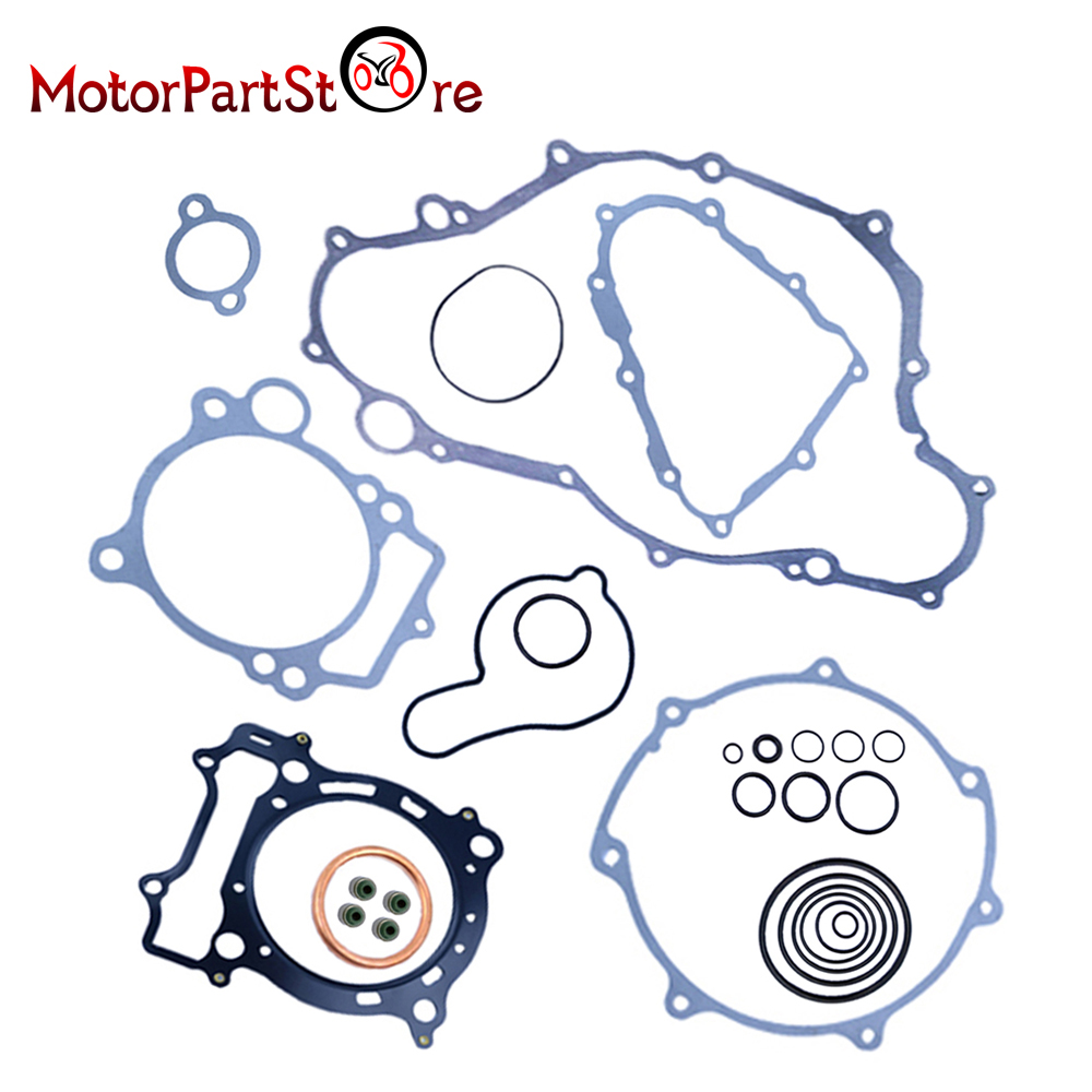 us $10 49 14% off complete gasket kit set top \u0026 bottom for yamaha yfz450 yfz 450 2004 2009 2005 2006 2007 2008 d15 in engines from automobiles \u0026 Grizzly 660 Engine Diagram