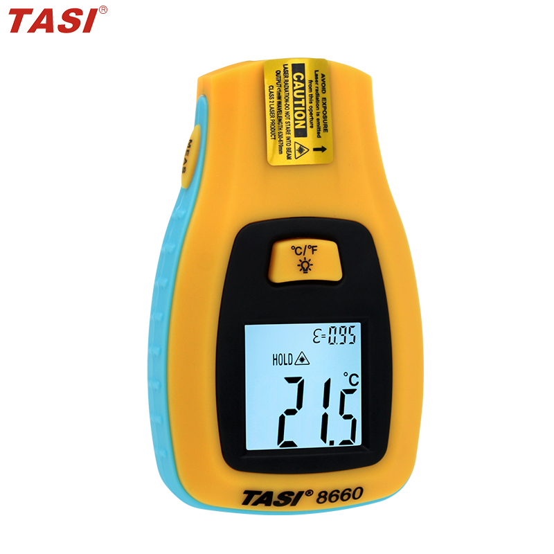 Tasi-8660 ИК Thermomete температурный диапазон-50 ~ 330C, Портативный температура инфракрасный термометр