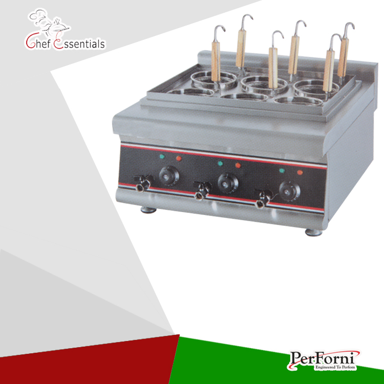 PKJG-EH688 with 6 pan, for Commercial Kitchen Convection Counter Top Electric Pasta Cooker набор для кухни pasta grande 1126804