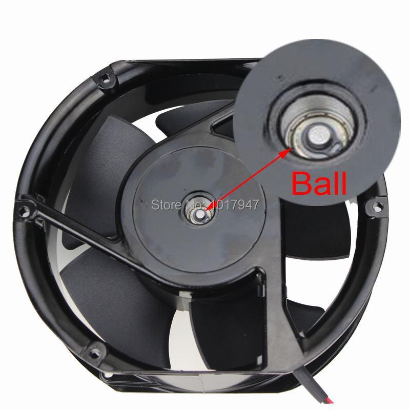 Ball Bearing Fan : Popular ac pc fan buy cheap lots from china