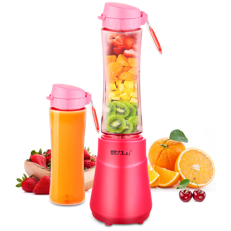 Portable Juicer Mini Household Multifunction Juicer electric juicer Juice cup цена и фото