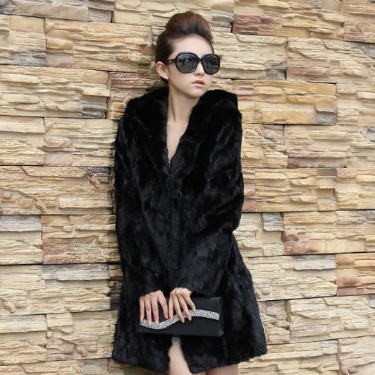 2019 Hiver Artificielle Outwear Faux Veste Chaud Pardessus En Fausse 6xl De Femmes Fourrure Z58 Taille Vison Manteau Grande NvnPw80myO