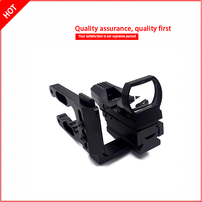 Compound Bow Aim Scope Laser Rail Mount Adapter Steady Set Of Aluminum Alloy Archery Accessory Good For Compound Bow Hunting