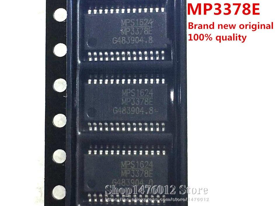5pcs/lot MP3378E MP3378 TSSOP-28 MP3378R