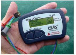 Piek Atlas DCA75 PRO Halfgeleider Tester