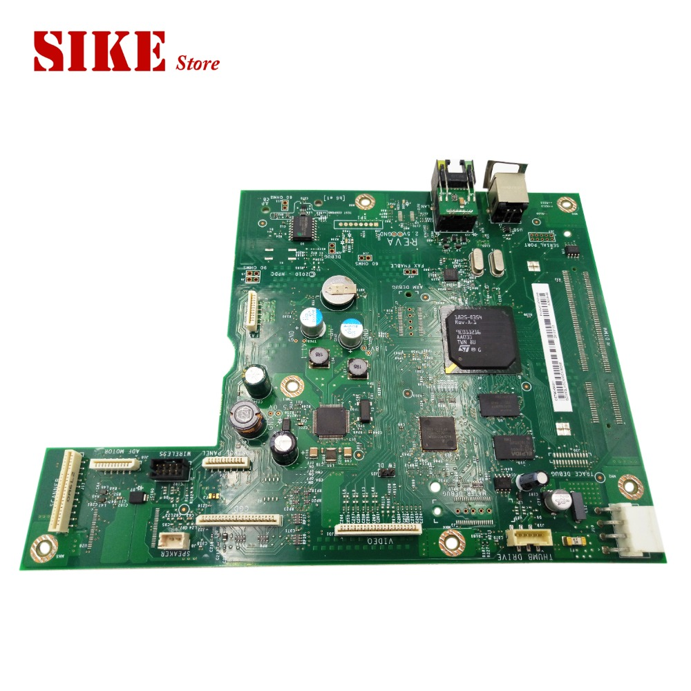 CE790-60001 Logic Main Board Use For HP CM1415fn CM1415fnw CM 1415 1415fn 1415fnw Formatter Board Mainboard electronics module formatter main logic board for hp designjet 510 510ps ch336 67002 plotterparts original used plotter parts