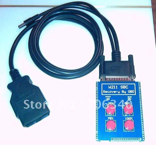Free DHL shipping!!! Best Quality OBD BENZ SBC TOOL