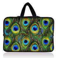 Peacock Feather 17 17 3 17 4 Universal Laptop Sleeve Bag Notebook Case Cover Pouch For