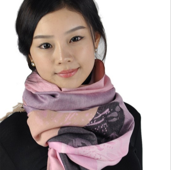 Bohemia exotic national style women scarves Korea long tassel scarf autumn winter cotton linen shawl cheaper scarfs - DAQIN SILK SCARF HANGZHOU store