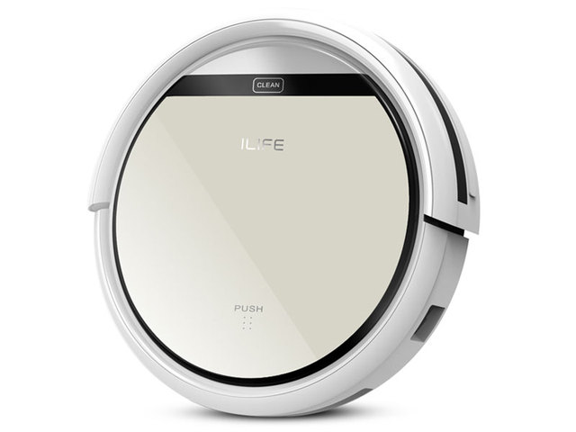 ILIFE V5 V50 Robot Vacuum Cleaner with Sweeping Dry 1000pa Remote control  wireless Random type Robot Aspirador 1