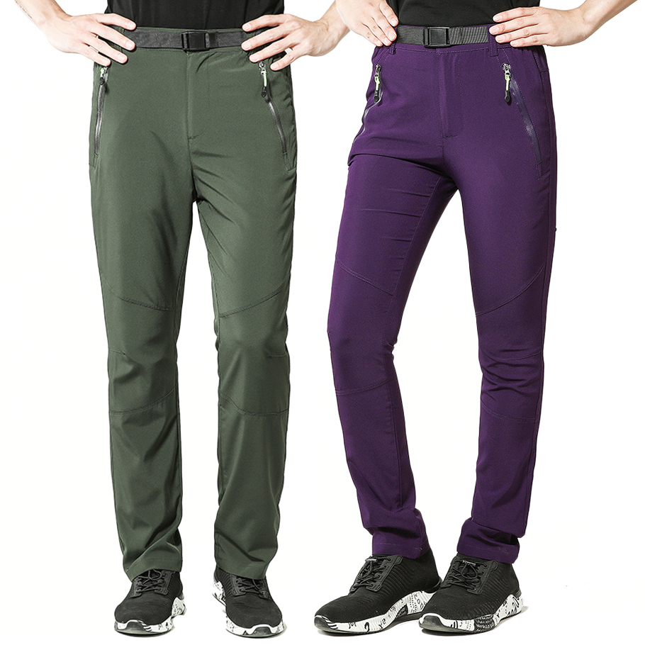 LoClimb Brand Summer Camping Hiking Pants Men Women ...