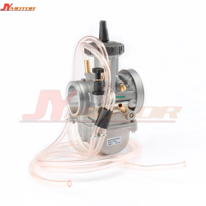 Motorcycle Keihin PWK 36mm Carburetor Universal Motor Scooter Dirt Bike Engine