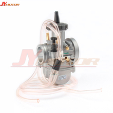 universal 2T 4T engine motorcycle scooter UTV ATV Fit for pwk36 36mm keihin carburetor carburador